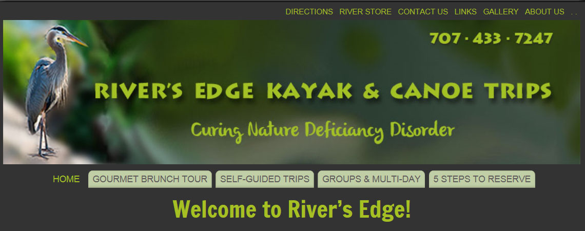 Rivers Edge Kayak and Canoe Trips