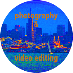 photography &video editing