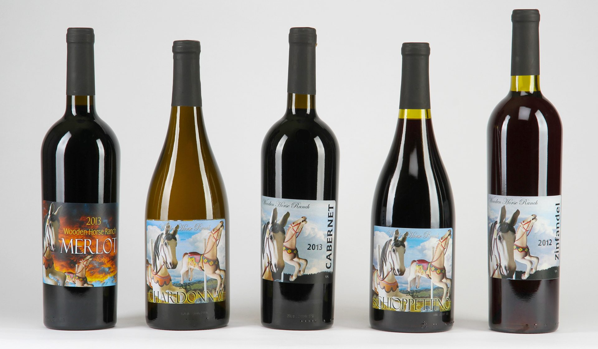 Wooden Horse Ranch wines