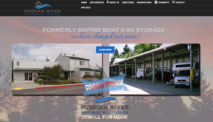 Russian River RV Storage