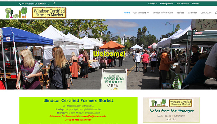 Windsor Certified Farmers Market